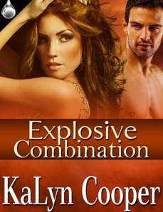 It's hard to feel the romance when you're being chased through the jungles of Columbia … but it won't be for lack of trying! When an undercover CIA agent rescues a kidnapped ATF explosives expert, it's a race against time as they try to stay one step ahead of the Colombian drug lord hot on their trail. If you're looking for passion and adventure, you'll find it all in KaLyn Cooper's action-packed romance, Explosive Combination.  Separately, Harper Tambini and Rafe Silva are lethal… Together, they're explosive.  ATF Special Agent Harper Tambini is kidnapped by a Colombian drug lord and forced to use her explosives knowledge to kill his competition before she can escape with the help of undercover CIA agent Rafe Silva.  As they make their way through the rivers, mountains, and jungles, their desire for each other detonates. But Harper reminds Rafe of his murdered fiancée and the shadow world he wants to leave. Harper learned the hard way that men never stay, so now she doesn't keep them around long enough to see if the sparks can light a fire that will last forever.  In their short time together, can they crystalize a relationship, or will it all blow up?