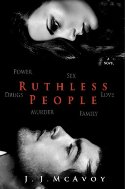 """Mr. & Mrs. Smith meets the Sopranos...""   To the outside world, they look like American Royalty, giving to charities, feeding the homeless, rebuilding the city. But behind closed doors is a constant battle for dominance between two Bosses, cultures, and hearts.  Ruthless People is a romantic crime fiction set in modern day Chicago, and follows the life and marriage of Melody Giovanni and Liam Callahan—rivals by blood and leaders through fear. Their marriage, arranged by their fathers in hopes to end years of bloodshed between the Irish and the Italians.  Liam believes he's getting a simple-minded wife, one he can control, one who bends to his every need . . . the complete opposite of Melody. She knows exactly what type of man he is, and would rather die than give up the power she has spent her life building.   The Mafia of the past has evolved, and with rival bosses gunning for them, Melody and Liam will have to learn to work as one to take down those who stand in their way.  1 Marriage x 2 Bosses = 3x the Chaos  *Warning: Due to bad language, graphic violence and sex this is for over-18's only* Theses are not mobsters with a heart of gold...."