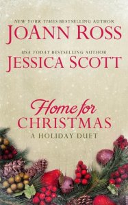 An all new holiday duet featuring brand new works from New York Times Bestselling author JoAnn Ross and USA Today Bestselling author Jessica Scott featuring brand new Shelter Bay & Coming Home novellas.  You Again - A Shelter Bay Novella  A book nerd, a brainiac science guy, and a misplaced killer whale...  Meghann Quinn wasn't always a hugely successful author. Adam Wayne wasn't always a marine biologist studying whales. Back in high school in Shelter Bay, Oregon, she was the shy book nerd helping the brainiac science guy pass English. Meghann had no idea Adam would turn into such a hottie. Adam has no idea their once-upon-a-time sweet summer romance inspired Meghann's popular teen novels.  Two shy geeks didn't have the courage to share their true feelings back then. But now that Meghann's back in town, they're pondering life's important questions. Such as, will Adam ask her to the Snow Ball? And what are they going to do about the lost Orca who shows up on Christmas Eve? And can two nerds get past their initial insecurity to take a second chance on a once-in-a-lifetime love?  All I Want For Christmas Is You - A Coming Home Novella  From USA Today Bestselling author Jessica Scott comes an all new novella about a woman who came back from war changed and the man who loves her enough not to let her go.  All Major Patrick MacLean wanted was Christmas with the woman and child who were his family in everything but name. But Captain Samantha Egan has come back from the war a different woman than the one who left - and she doesn't know if she can love him anymore.  But neither of them counted on the determination of a little girl they both call daughter and if Natalie has her wish, her parents may have no idea what's coming for them. It's going to take Christmas miracle to bring these two wounded warriors back from the edge of a broken heart.