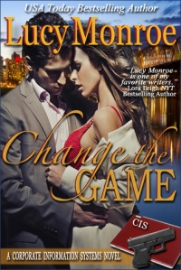 In a high-stakes game of love, attraction, and desire, two people playing for all the wrong reasons are about to discover how delicious it can be when plans go deliciously awry and love is all that matters. Like father, like daughter. That's what businessman Alex Trahern thinks about Isabel Harrison. If the prestigious headhunter thinks she can steal his top employee, just like her father stole his dad's ideas, she's dead wrong. Alex is always a man with a plan, and his plan is to get revenge on John Harrison through his daughter. But there's no contingency plan for the impact Isabel's sparkling green eyes and honey brown hair have on the decidedly non-business side of his brain… If at first you don't succeed, change the game. After some relationship flameouts, Isabel's decided to leave love out of it and approach her search for a husband like finding a suitable job candidate. And according to her list of requirements, Alex Trahern certainly has potential. He's sexy. (Check.) Forceful and fascinating. (Check, check.) Also arrogant, obnoxious, and way too hot for her own good. (Erase. Start over.) Now, if only she could find out what he's really after…